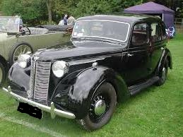 An Austin 16 BF1 Our Family Car 1954 -63