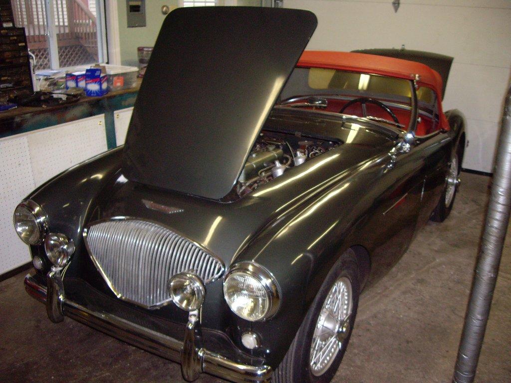 Car LH front