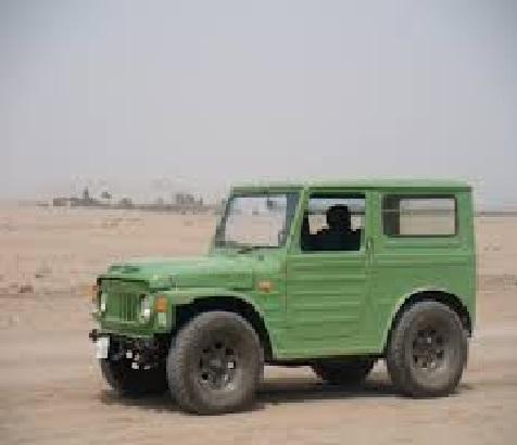 Suzuki LJ80V