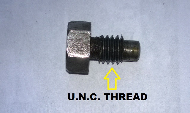 Speedometer Pinion Bearing Locking Screw