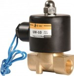 The Suspension Control System Uses 4 of These Solenoid Valves