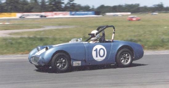 Sprite Racing